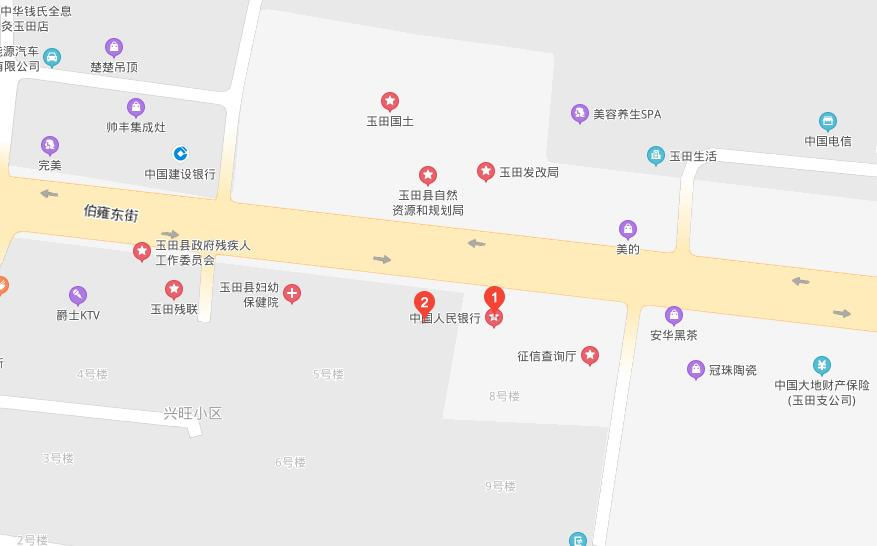 玉田县个人信用报告查询网点/打印征信报告网点在哪里?