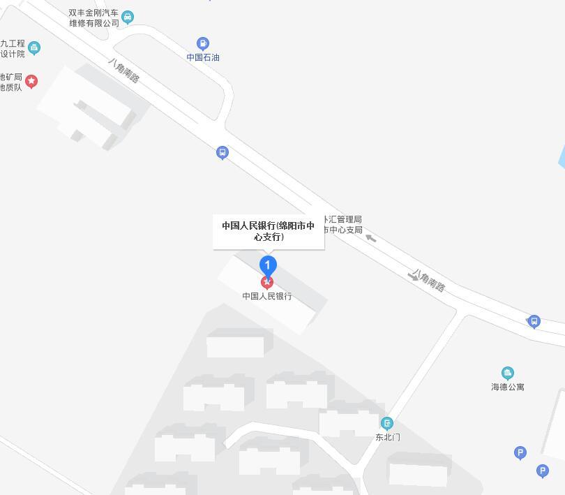绵阳市个人信用报告查询网点