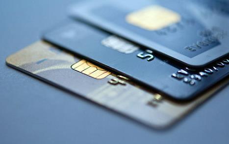 信用卡显示卡片状态异常