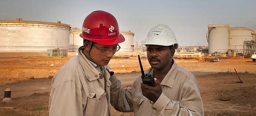 中国援助非洲的钱为什么不用在国内?