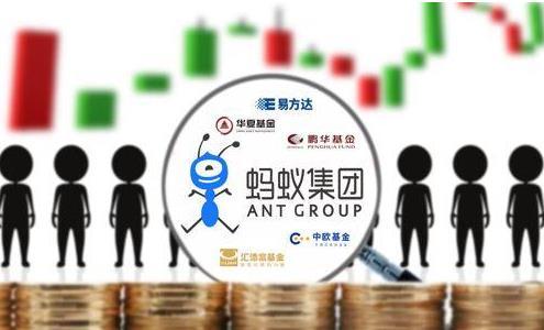 蚂蚁集团决定拿出一部分股权进行战略配售