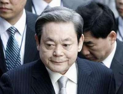韩国最牛富二代三星会长李健熙去世了